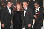 Katrina with the Rat Pack